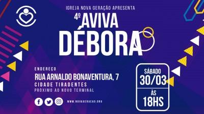 4º Aviva Débora