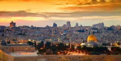 Viagem para Israel - 01